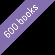 600 books